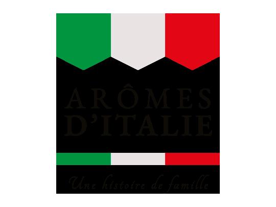 logo aromes italie