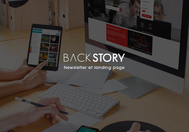 Newsletter pour BackStory