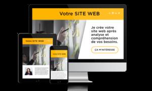 creation site web pas cher isere rhone et savoie