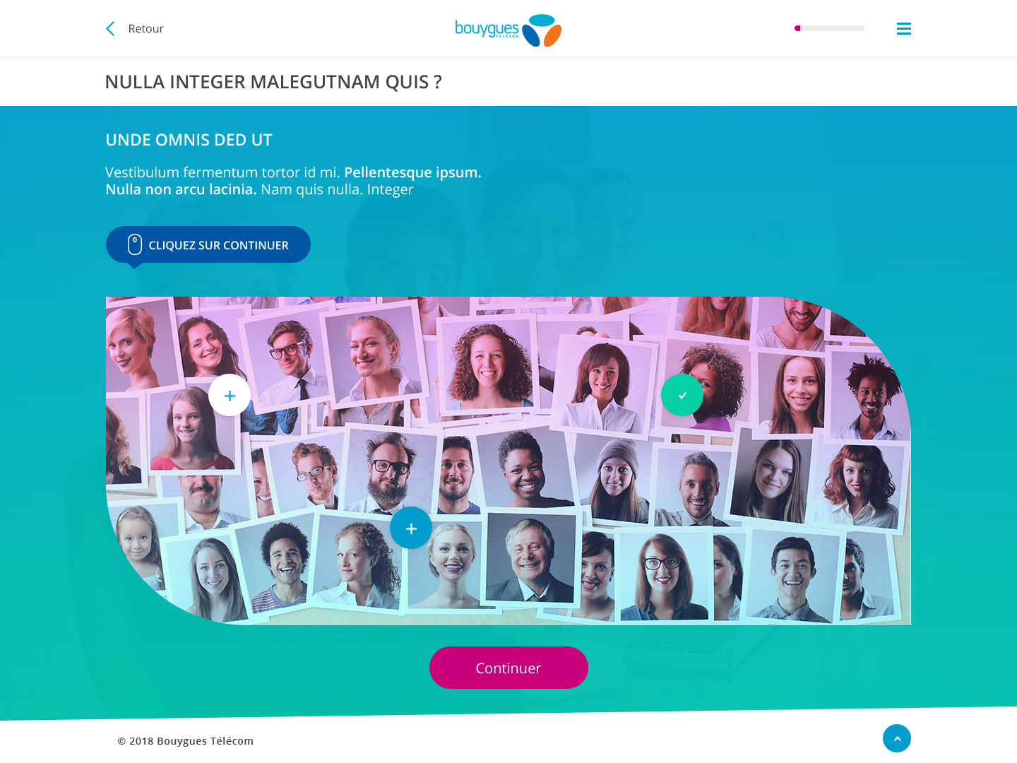 webdesign elearning bouygues hotspots