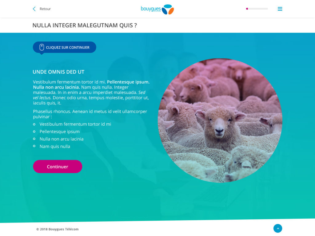 webdesign elearning bouygues layout A
