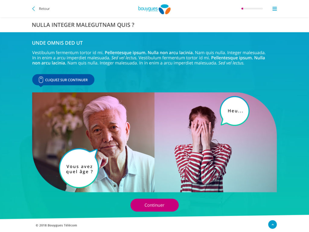 webdesign elearning bouygues layout B