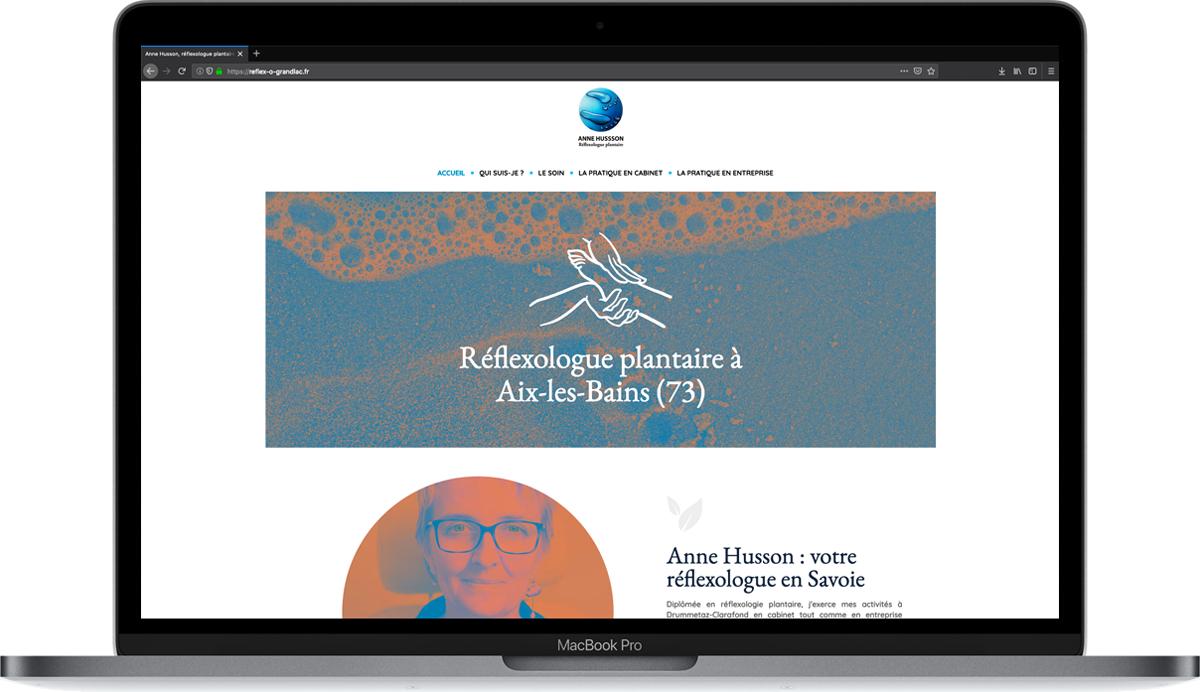 webdesigner chambery savoie maquette