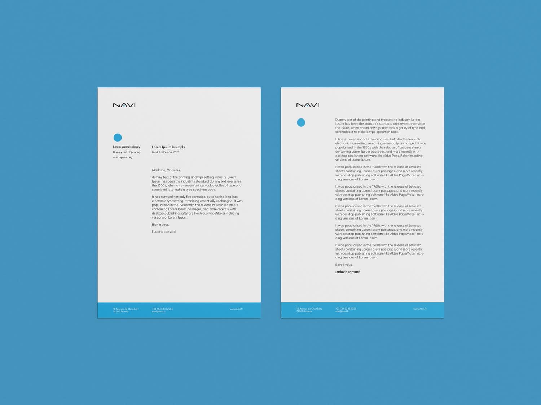 tete et suite de lettre creation graphique